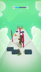 Pixel Rush – Perfect Run 5