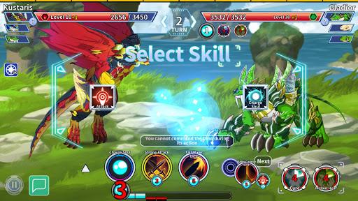 Legendino: Dinosaur Battle Varies with device screenshots 21