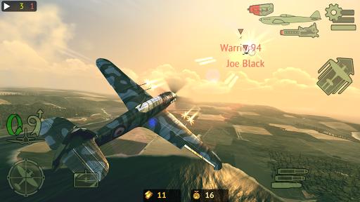 Warplanes: Online Combat  screenshots 1