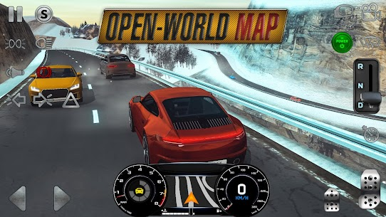 Real Driving Sim MOD APK (Unlimited Money) 4