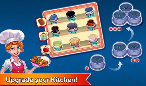 Cooking Corner - Chef Food Fever Cooking Games 2.1 screenshots 6