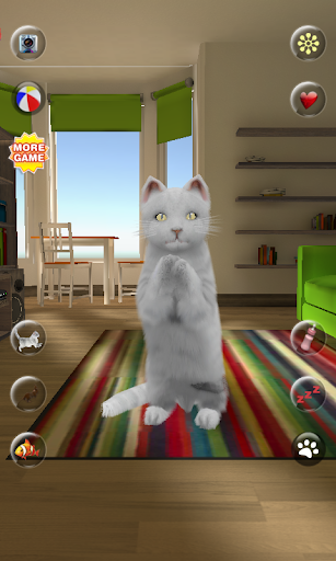 Talking Cute Cat screenshots 3