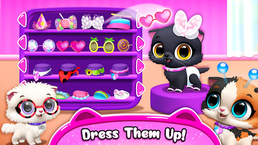 FLOOF - My Pet House - Dog & Cat Games  screenshots 4