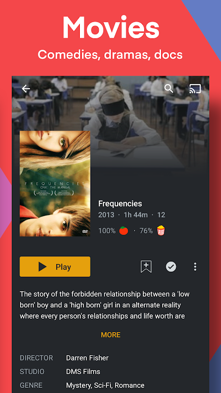 Plex: Stream Free Movies, Shows, Live TV & more  poster 2