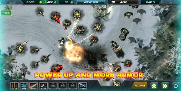 Tower Defense: Infinite War 4
