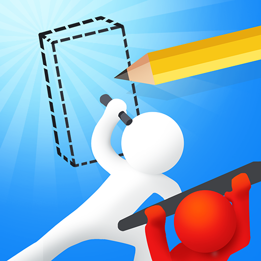 Draw Hammer - Drawing games