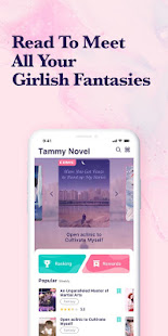 Tammy Novel-Start Passion in Our Female Stories