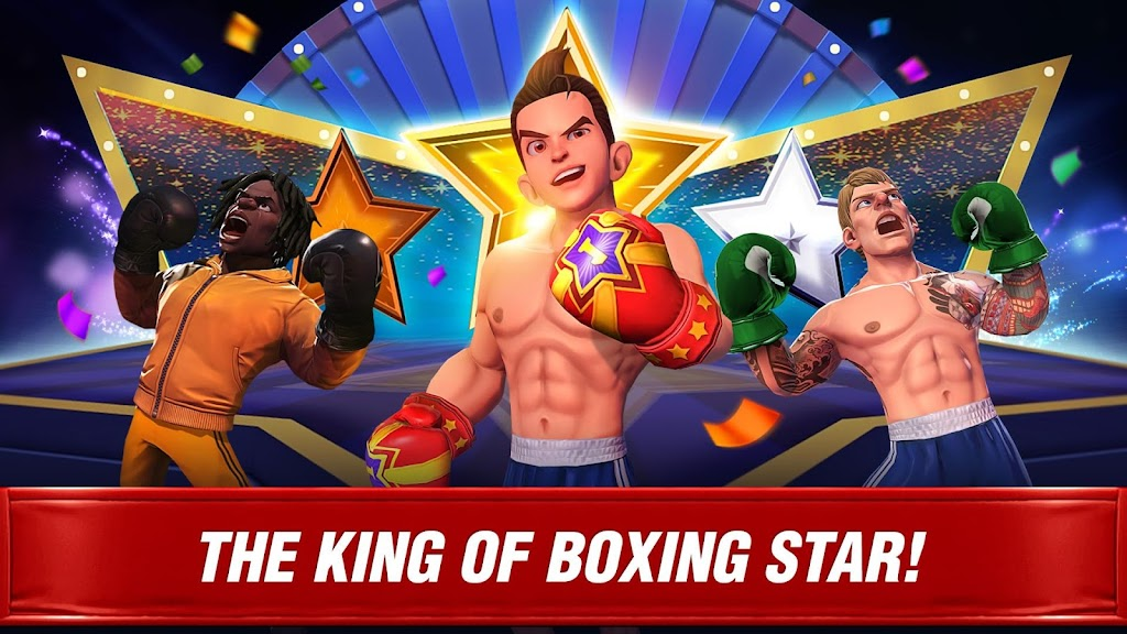 Boxing Star  poster 3