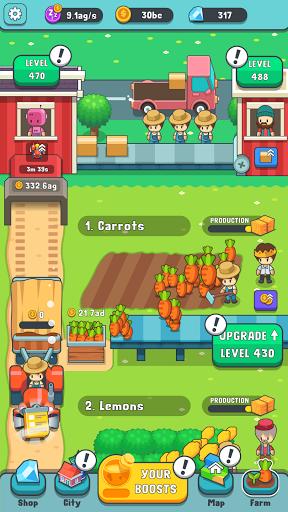 Juice Farm u2013 Idle Harvest  screenshots 11