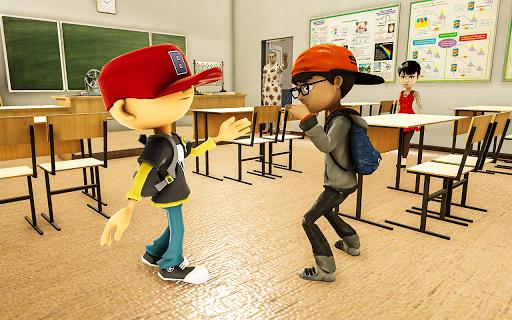 Hello High School Scary Teacher Escape 3D  Screenshots 2