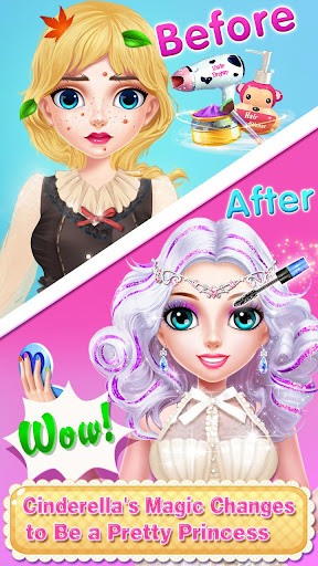 ud83dudc78ud83dudc78Princess Makeup Salon 6 - Magic Fashion Beauty 2.6.5026 screenshots 11