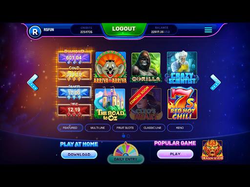 RSFun - New Casino Slot Games & Slot Machines 2021  Screenshots 6