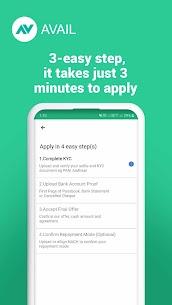 Avail Finance App Download || Credit Loan App 2