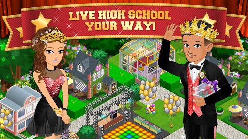 High School Story  screen 0