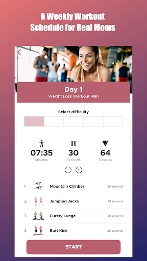 Foto do 30 Day Fit Mommy Challenge - A Fit Mom in 30 Days