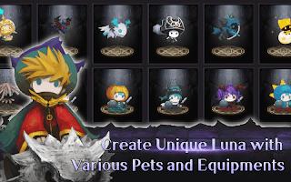 Luna: Dragon of Kelpy Mountain