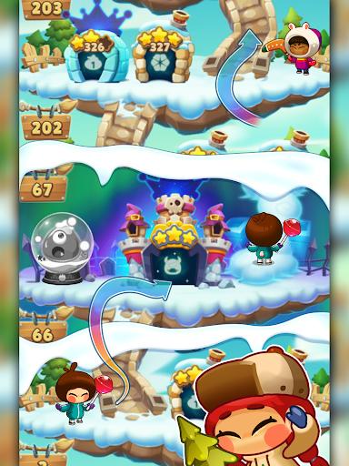 Monster Busters: Ice Slide 1.0.77 screenshots 11