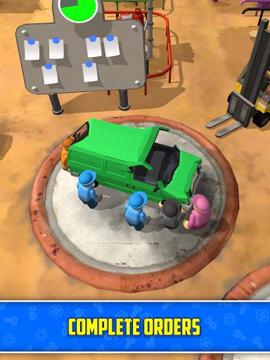 Scrapyard Tycoon Idle Game 1.1.1 screenshots 13