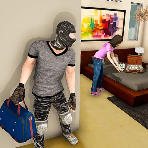 Crime City Thief Simulator – New Robbery Games APK