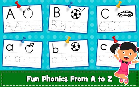 ABC Okul Öncesi Çocuklar – Öğrenme Oyunu Full Apk İndir 3