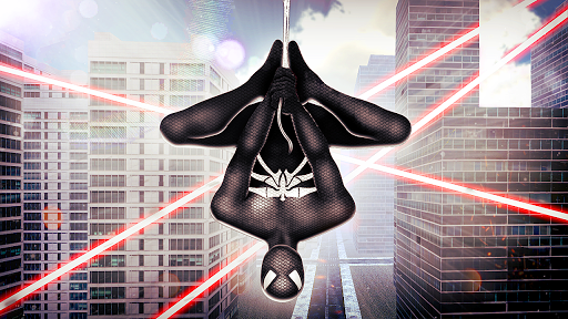 ud83dudd77 Spider Superhero Fly Simulator 1.3 screenshots 4