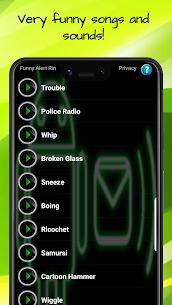 Funny Alert Ringtones 6.7 Mod + Data Download 1