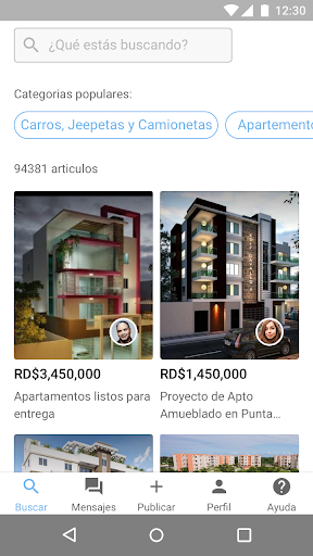 Corotos buy and sell nearby 1.2.0 screenshots 6