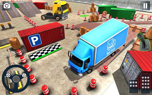 New Truck Parking 2020: Hard PvP Car Parking Games  screenshots 6