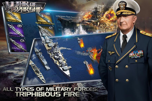 War of Warship screenshots 5