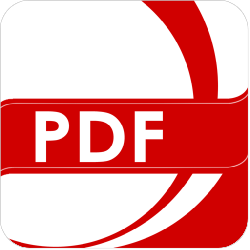 PDF Reader Pro - Read, Annotate, Edit, Fill, Merge Icon
