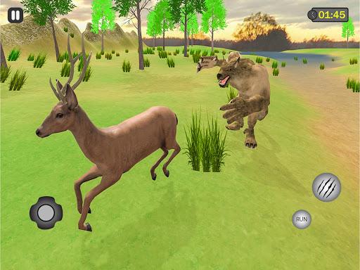 jungle werewolf monster rpg -bigfoot forest hunter screenshots 9
