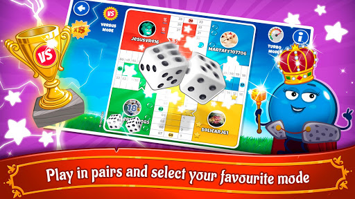 Loco Parchu00eds - Magic Ludo & Mega dice! USA Vip Bet 2.61.1 screenshots 1