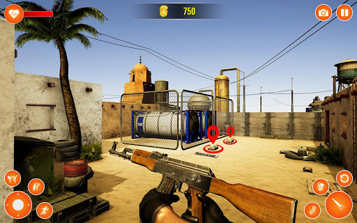 SWAT Counter terrorist Sniper Attack:Action Game 1.1.2 Screenshots 12