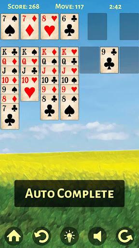 Solitaire - Offline Card Games Free screenshots 6