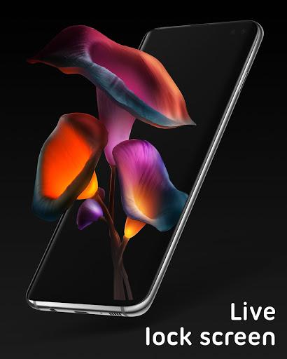 Pixel 4D Live Wallpapers 4K - Backgrounds 3D/HD  screenshots 3