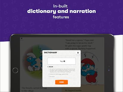 Voot Kids-Cartoons, Books, Quizzes, Puzzles & more 1.16.6 Screenshots 5