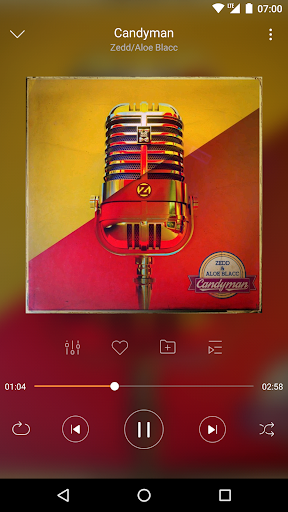Music Player - just LISTENit, Local, Without Wifi android2mod screenshots 3