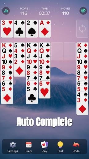 Solitaire - Classic Card Game, Klondike & Patience 1.0.0-21061246 screenshots 7