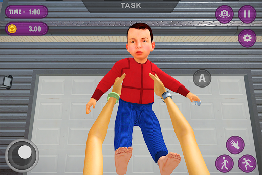 Virtual Twins mom: Mother Simulator Family life 3 screenshots 11