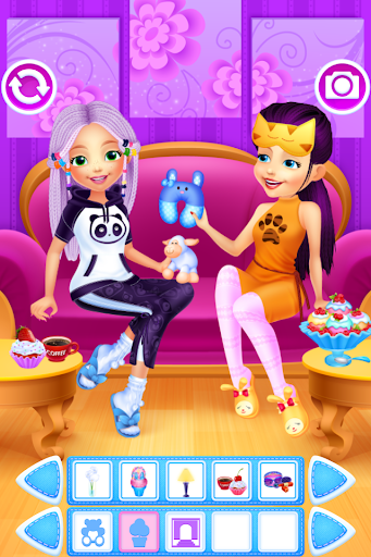 Pajama Party Dress Up  screenshots 2