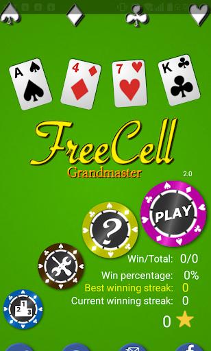 freecell grandmaster screenshot 1