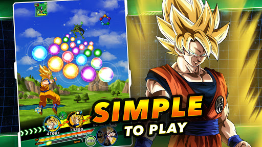 DRAGON BALL Z DOKKAN BATTLE  screenshots 2