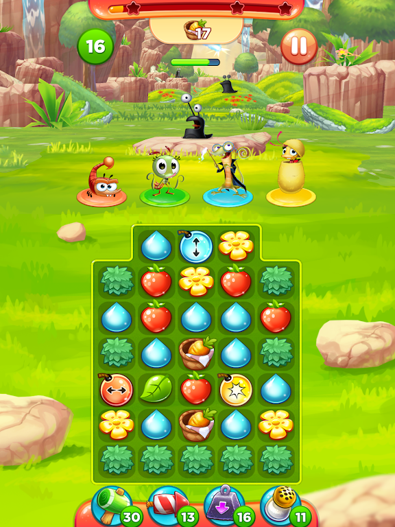 Best Fiends Stars - Free Puzzle Game poster 15