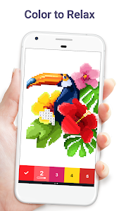 Pixel Art: Color by Number 6.6.1