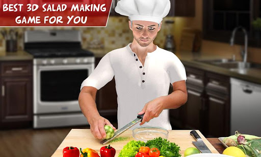 Virtual Chef Cooking Game 3D: Super Chef Kitchen 2.4.3 screenshots 5