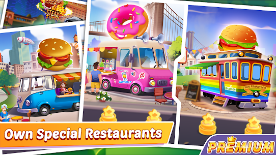 Cooking Speedy Premium: Fever Chef Cooking Games 5