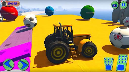 Code Triche Tracteur agricole: Superhero conduite (Astuce) APK MOD screenshots 2