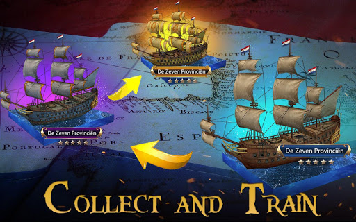 Age of Sail: Navy & Pirates  screenshots 6