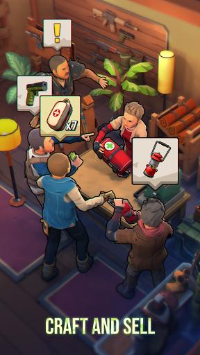 Zombie Shop apkpoly screenshots 2