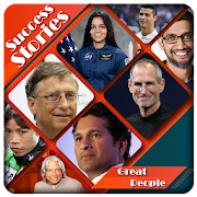 Success Stories of Great People